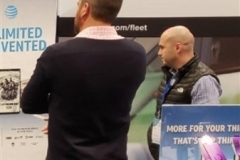 Vadim and Mike K at EMS World Expos 2018
