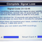 Complete Signal Loss on KVH Satellite System?