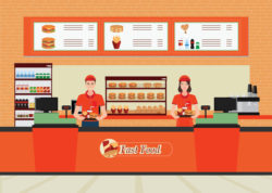 Fast Food Restaurant Interior Tips