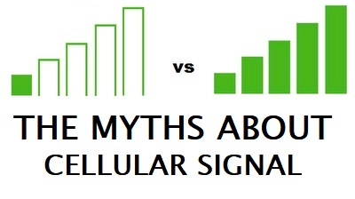 Myths About Cell Phone Signal and Bar Icons