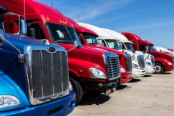 Trucking Company Fleet