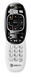 DIRECTV Genie Peanut Ergonomic Replacement Remote Control RC73