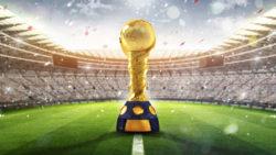 worldcup soccer trophy
