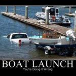 8 Boat Launching Tips