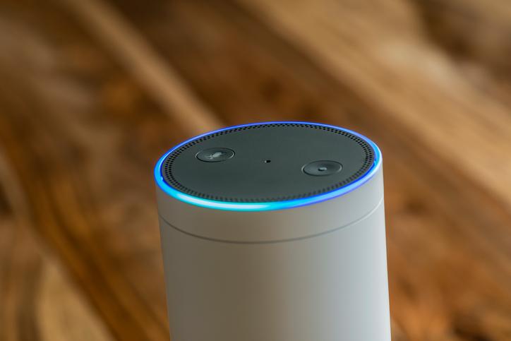 Amazon Echo Alexa White
