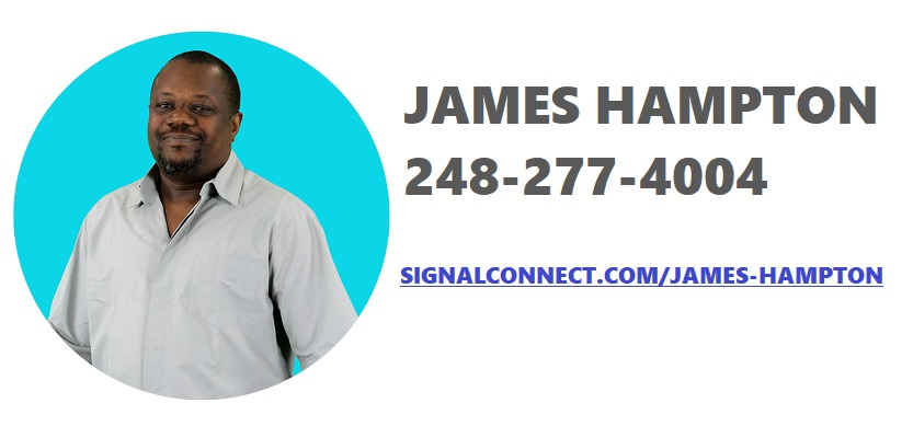 Call James Hampton
