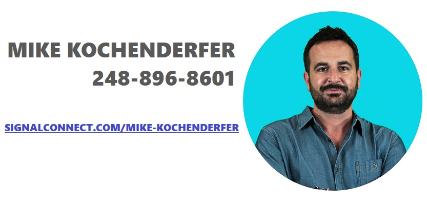 Call Mike Kochenderfer