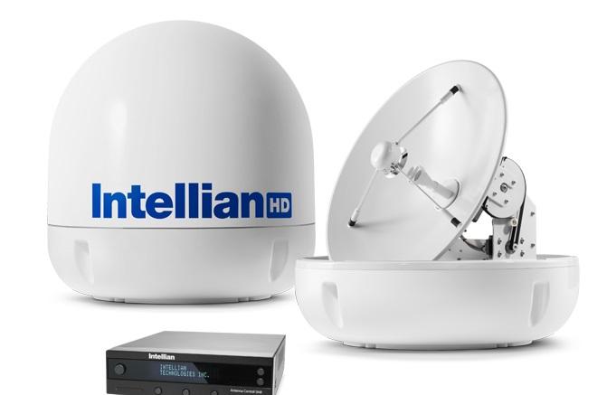 Intellian Marine Satellite Dome