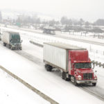 Truck Driver Training in Winter?