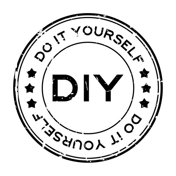 Do It Yourself DIY Logo