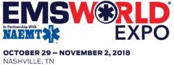 2018 EMS World Expo Logo with Dates