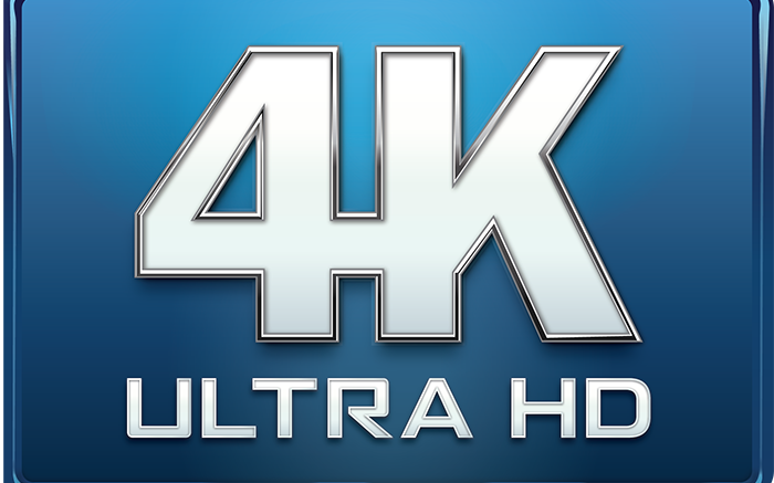 DIRECTV 4K Logo