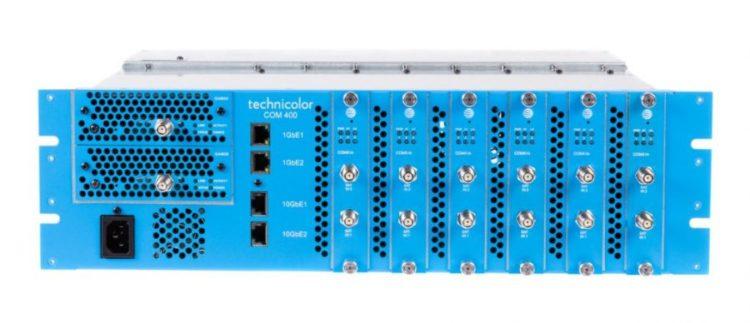directv commercial headend system receiver